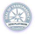 GuideStar Platinum 2018 Seal